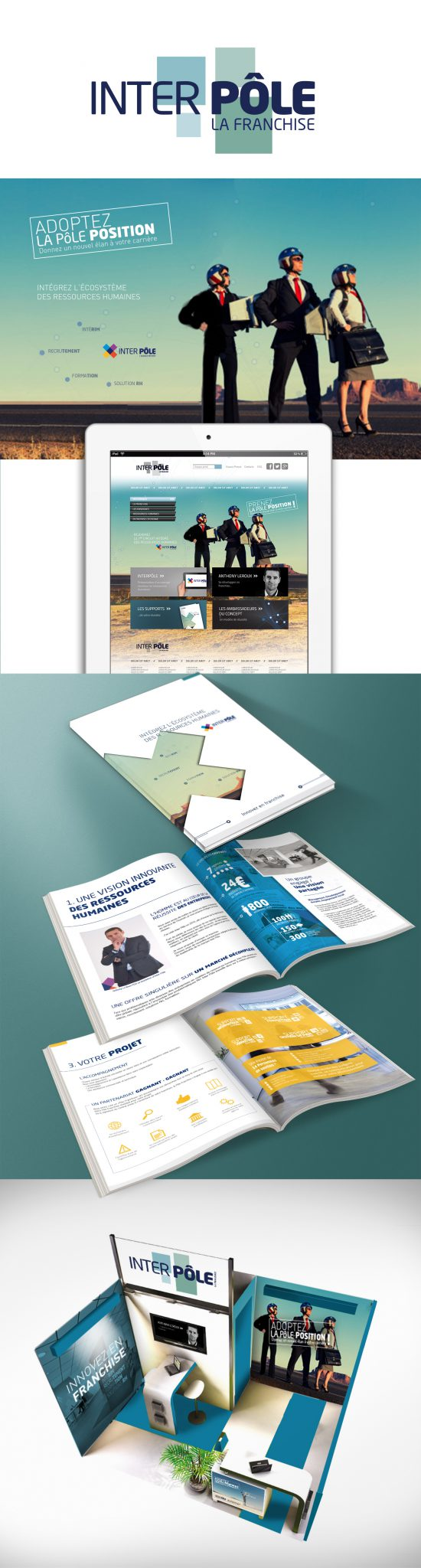 Interpôle-brochure-communication-logo-identité-visuelle
