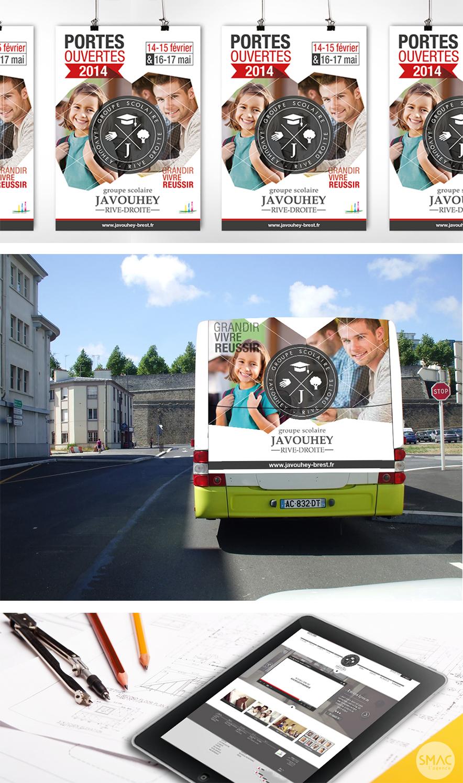 JAVOUHEY-RIVE-DROITE-identité-visuel-marketing-affichage-plaquette-communication-bretagne