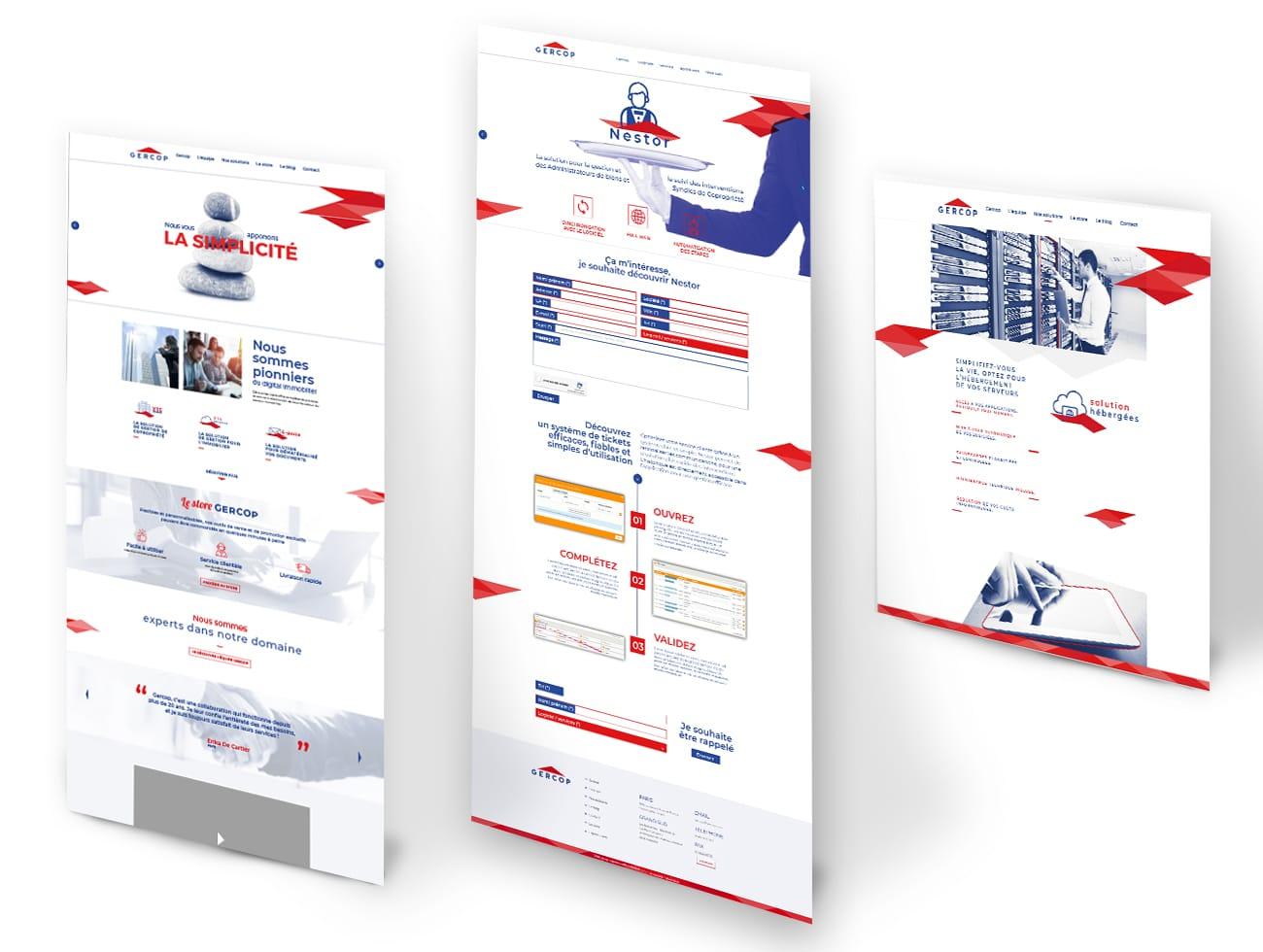 GERCOP-SMAC-DIgital-Site internet-Mockup-Stratégie digitale